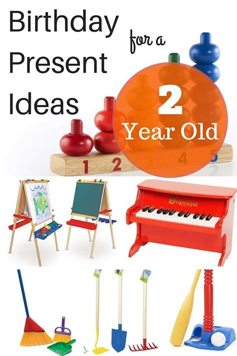 birthday present ideas   year olds books toys