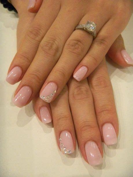 natuerliche naegel oder gelnaegel nagellack nageldesign