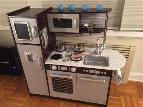 cuisine kidkraft espresso kidkraft uptown espresso kitchen review impressions