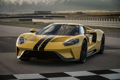 Ford Suing John Cena For Flipping His Ford Gt Supercar