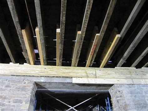 sistering floor joists to increase span structure magazine design renovating and