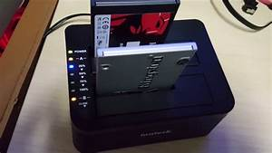 How To Clone A Hard Drive Or Ssd With The Inateck Docking