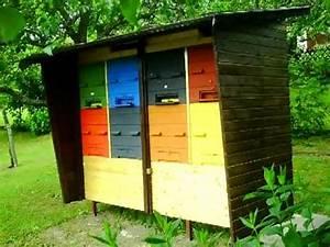Bienenhaus Selber Bauen : mein bienenhaus f r sommer k s und ableger teil 1 ~ Lizthompson.info Haus und Dekorationen