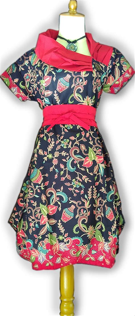 jual dress diana item merah  lapak ndalem arjs ndalemarjs