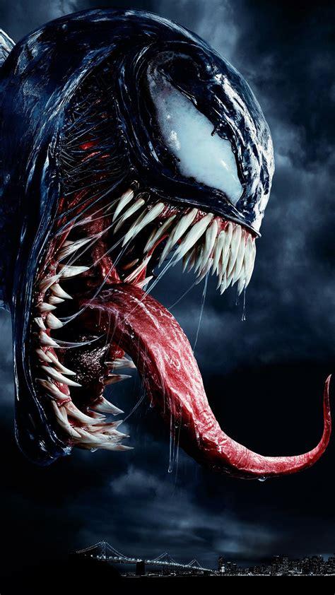 2160x3840 Venom Movie Japanese Poster Sony Xperia X,xz,z5