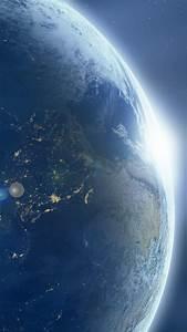 Type X Lights Wallpaper Earth Moon Sunrise India Hd 4k 8k Space