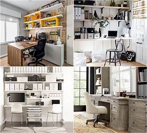 Home, Office, Wall, Organization, Systems, To, Keep, Your, Workspace, In, Order