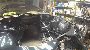 300zx Twin Turbo Shaved Engine Bay