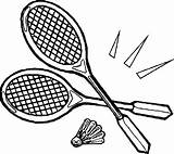 Tennis Drawing Racket Pages Racquet Coloring Sketch Getdrawings Template sketch template