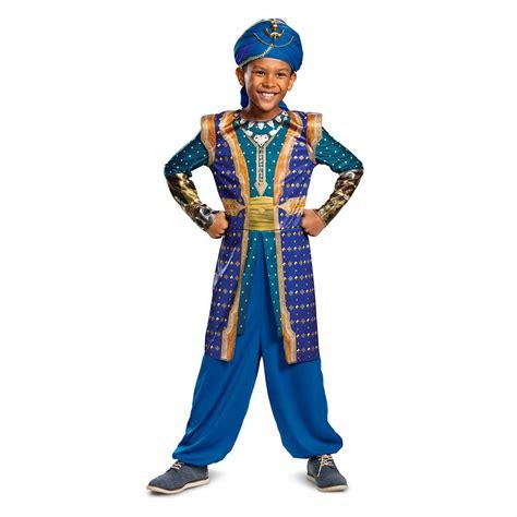 genie costume  kids  disguise aladdin  action