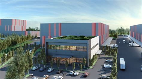 Frasers Property Industrial (Thailand) launches a new logistics center at   RYT9