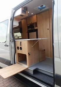 60 Ford Transit Camper Conversion   Dinette    Bed   Bath