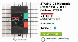 Modifying Paddle Switch For New Unisaw Starter Switch
