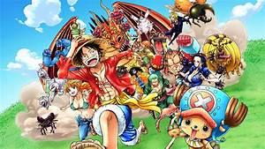 Straw Hat Pirates One Piece 8k  7887
