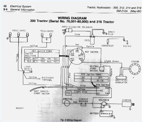 deere 317 wiring diagram vivresaville
