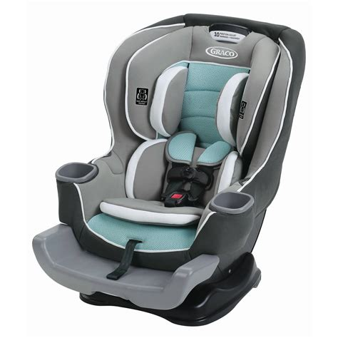 Graco Extend2fit Convertible Car Seat, Choose Your Pattern
