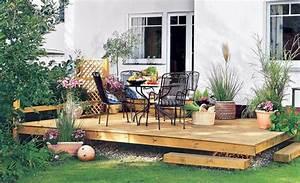 Schöne Terrassen Ideen : terrassen planen holzterrasse terrasse terrasse planen und garten ~ Orissabook.com Haus und Dekorationen