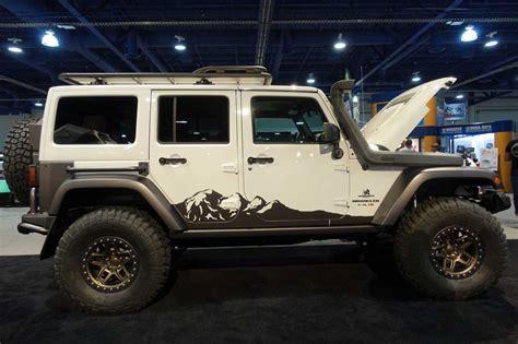 jk aev  anniversary edition jeep wrangler