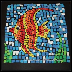 mosaic art ideas for kids google search miss stacey With mosaic templates for kids