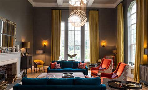 luxury livingroom scheme amersham designs