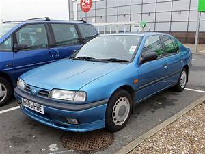 1995 Nissan Primera  P10   U2013 Pictures  Information And