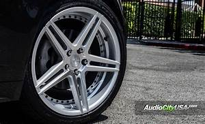 20 U0026quot  Staggered Rennen Wheels Csl 3 Silver With Chrome Bolts