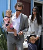 Vida Alves McConaughey, Matthew McConaughey, Levi Alves ...