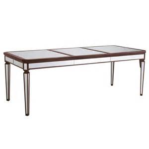 merriweather mirrored dining table espresso pier 1 imports home decor pier 1
