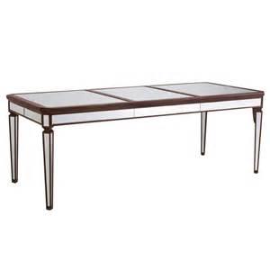 merriweather mirrored dining table espresso pier 1 imports home decor pier 1