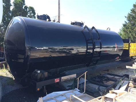 2015 Custom Built 500 Gal Vacuum Tank Truck For Sale