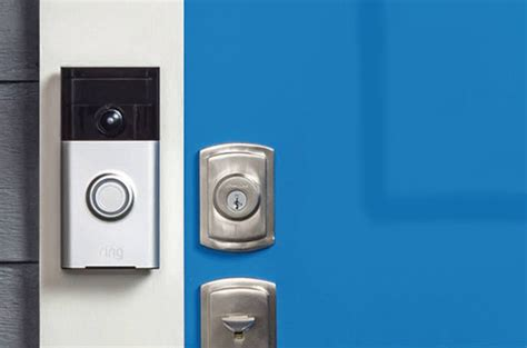 ring door bell one ring to pwn them all iot doorbell can reveal your wi