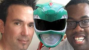 GREEN RANGER! Jason David Frank Interview : Black Nerd ...
