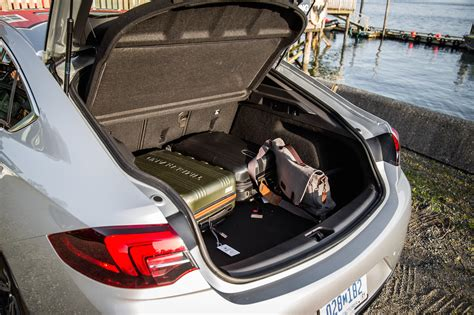 Trunk Space by 2018 Buick Regal Sportback Gs Drive Car