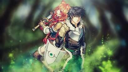 Shield Rising Hero Anime 4k Raphtalia Backgrounds