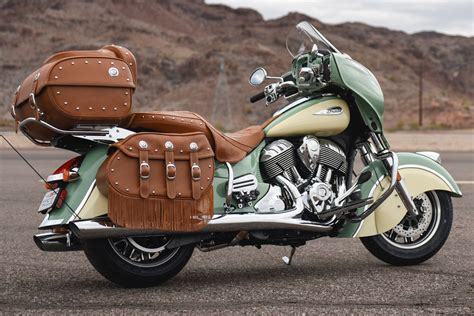 2017 Indian Roadmaster Classic Review