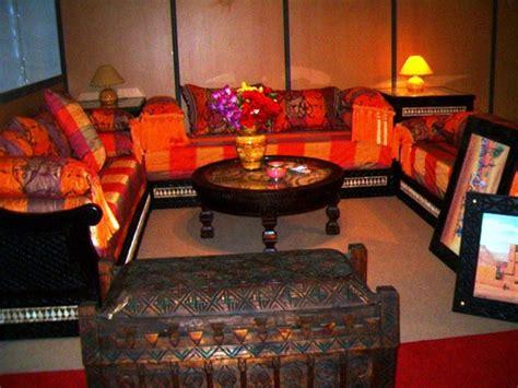 chambre artisanat maroc berbere artisanat marocain meuble marocain canapé