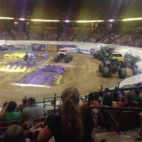 monster truck show austin tx frank erwin center stadiums arenas austin tx yelp