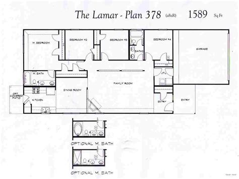 small one house plans baby nursery one level floor plans small one house