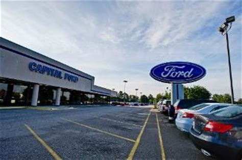 capital ford  reviews  capital blvd raleigh nc