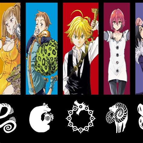The Seven Deadly Sins Anime Wallpaper - 10 new the seven deadly sins anime wallpaper hd 1920