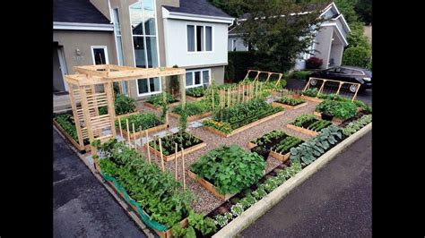 gardening ideas raised garden beds designs ideas youtube