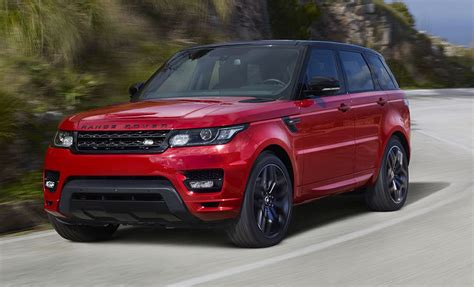 land rover range rover sport overview cargurus