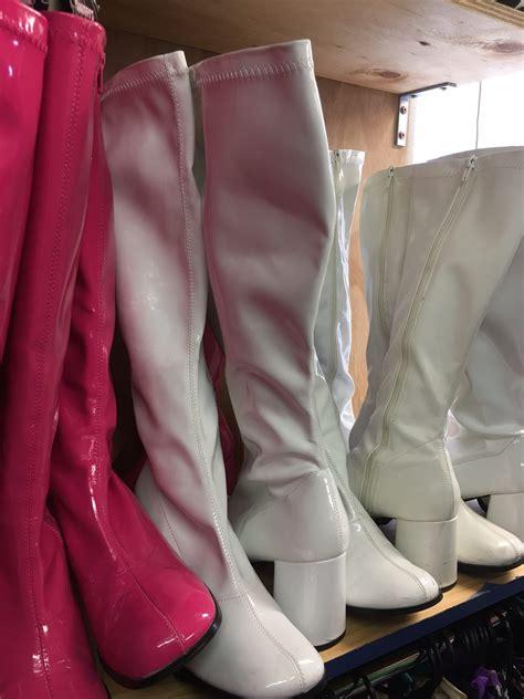 gogo boots  rental wear