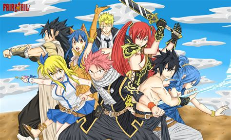 fairy tail wallpaper hd wallpapertag