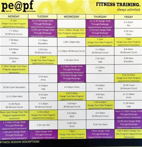 best planet fitness lifting routine image collection