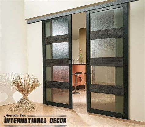 top designs of interior sliding doors trends