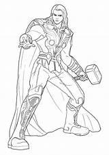 Thor Coloring Colorare Printable Avengers Disegni Superhero Momjunction Marvel Superheroes Stampare Superheld Drawing Ausmalbilder Colouring Carnevale Colorear Parentune Assignment Pdf sketch template