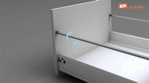 montage meuble bas de 90 cm avec 2 tiroirs et 1