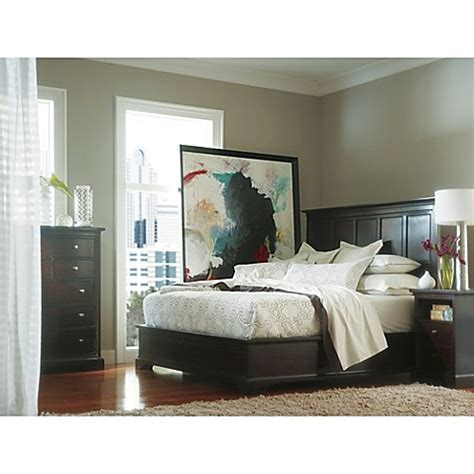 Stanley Furniture Transitional Bedroom Furniture