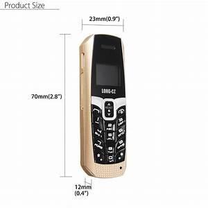 Telephone Long Cz : long cz t3 voice changer mini phone world smallest cell phone bluetooth unlocked ebay ~ Melissatoandfro.com Idées de Décoration